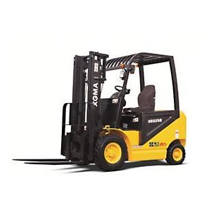 厦工 CPD25 2.5吨蓄电池平衡重式叉车