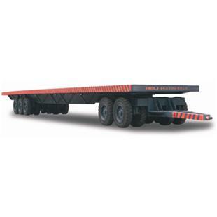 合力 1吨平台拖车