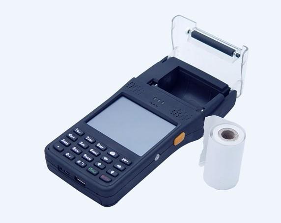 手持机 带打印手持PDA 手持POS