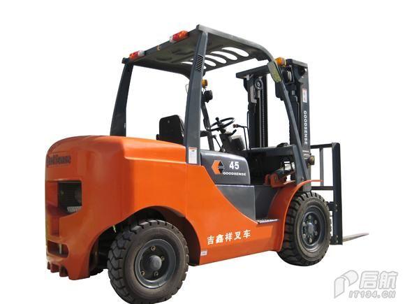 4.5T液力内燃平衡重式柴油叉车