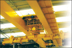 QL型电磁挂梁桥式起重机