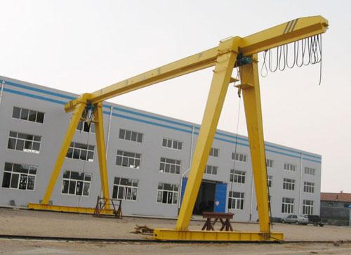 安徽起重机MH型电动葫芦门式起重机