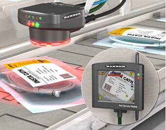 美国邦纳发布第二代iVu Plus图像传感器