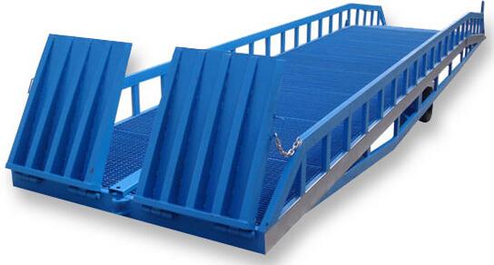 常规型移动式液压登车桥