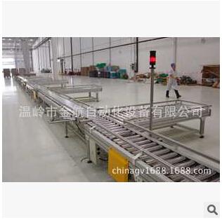 供应自动化车间物流输送设备滚筒生产线