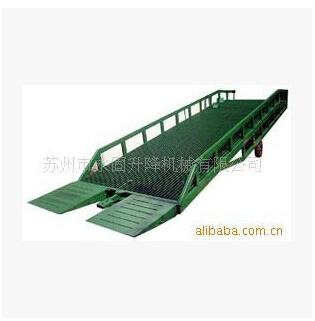 加工定制移动式登车桥