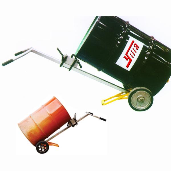 【上海怡佳】堆高车 油桶搬运车 翻转油桶倒料车