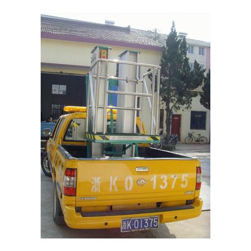 铝合金车载式升降台