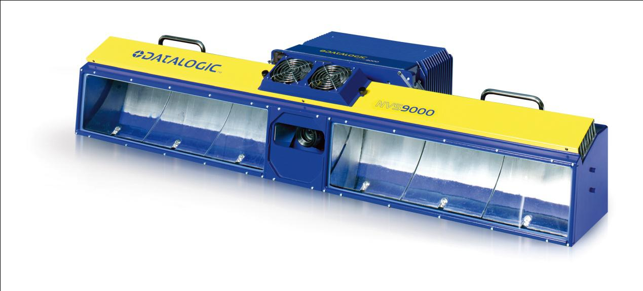NVS9000激光读码器