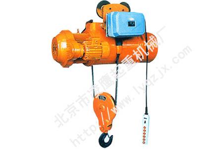 MD1钢丝绳电动葫芦报价,电动葫芦厂家直销-凌鹰起重