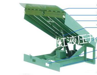 固定式液压登车桥(装卸货桥)