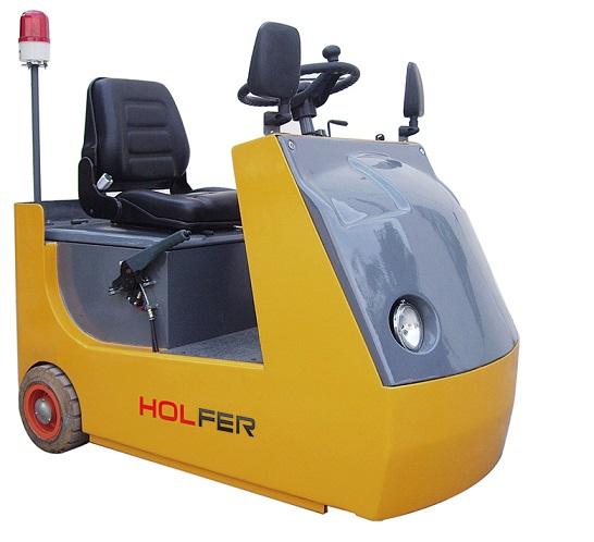 重型坐驾式电动牵引车
