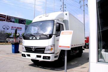 奥驰V2系列 109马力 4.2米单排厢式轻卡