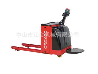 全电动 D2001 自走式拖板车 台湾鸿福牌电动叉车