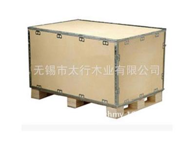 诚信生产无锡钢边箱供应商厂家