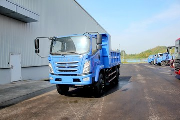 瑞越 130马力 4X2 自卸车(CNJ3120ZPB37M)