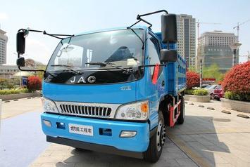 江淮 好运 130马力 4X2 自卸车(HFC3040PB91K2C7)