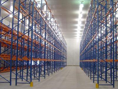 中山货架佛山货架广州货架厂一站式定做重型托盘式货架通廊式货架