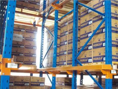 东莞货架_通廊式货架定制服务_各种规格尺寸可选