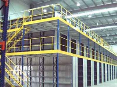 货架厂定制阁楼货架_优质阁楼货架产品一站式定制服务