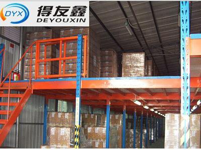 中山市货架厂生产供应可订做钢结构平台