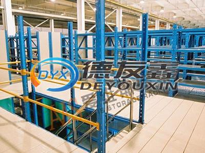 中山市阁楼货架生产定做_深圳众信提供全程设计跟踪服务