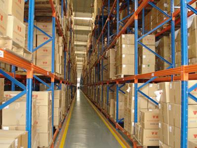 高位窄巷道式货架_生产安装一站式定做