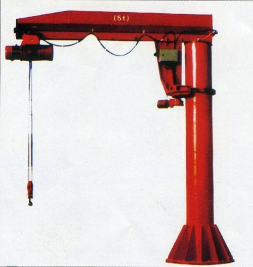 电动悬臂吊全自动悬臂吊180度自动旋转立柱式悬臂吊