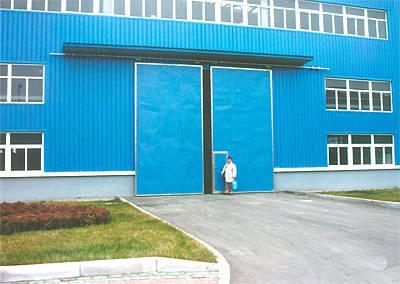 东莞市喆凯仓储平移工业门