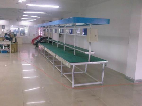 专业设计 生产包装流水线 电子生产流水线