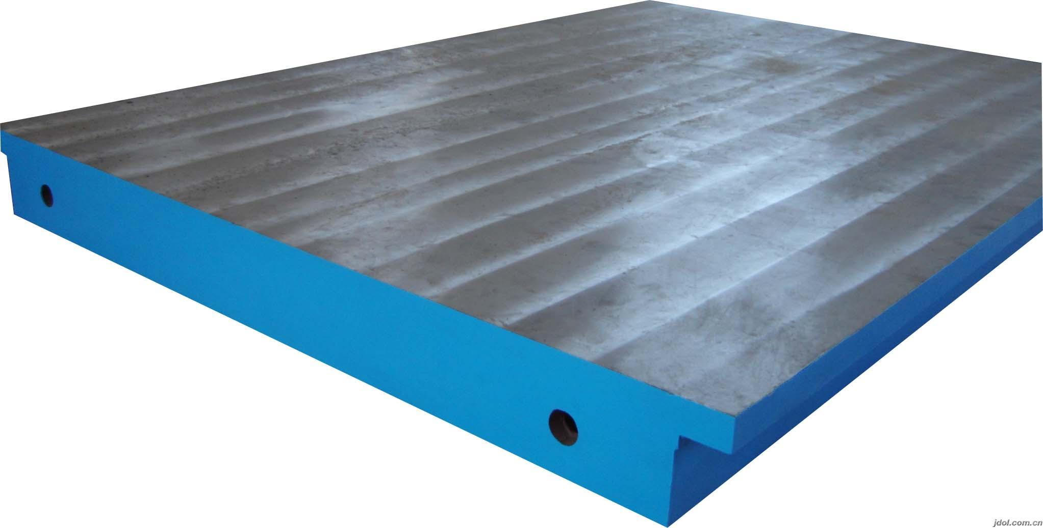 焊接平台规格2000 3000mm现货 焊接t型槽平台工作台 铸铁平台平板
