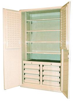 厂家热销 定制出口拆装更衣柜 钢制6门更衣柜 员工储物柜