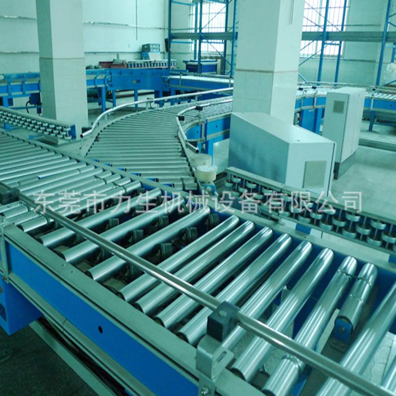 斜导轮式分拣机 广东物流分拣设备