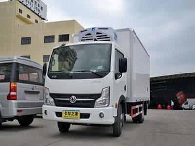 东风凯普特N300 130马力 4.09米 单排冷藏车