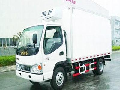 江淮 威铃 103马力 4X2 冷藏车
