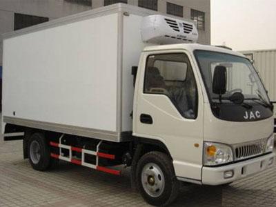 江淮 威铃II 120马力 4X2 冷藏车