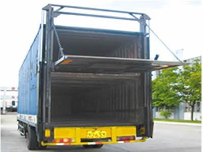 QWB汽车垂直升降尾板