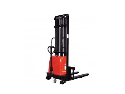 标准型半电动堆高车YBG10-25