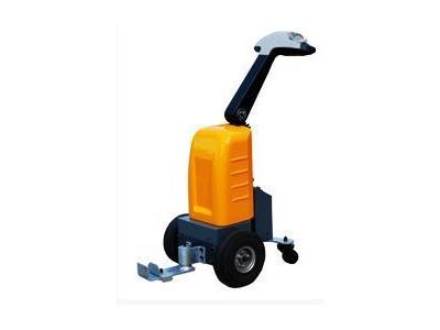 迷你型电动牵引车头、轻型柄式电动拖车头