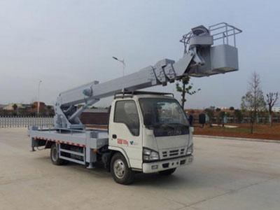 庆铃直臂22米高空作业车(国四)