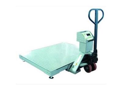 液压升降式移动地磅(叉车式地磅)