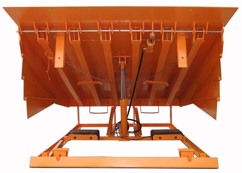 厂家直销凯卓立液压式高度调节板/卸货平台/固定登车桥