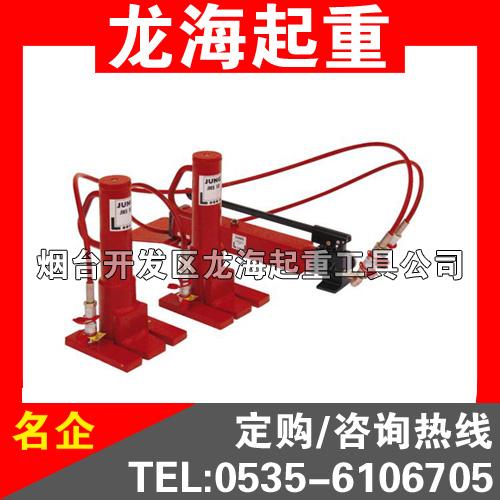 JSET5/2分离式千斤顶【可单/多台配套使用】龙海起重